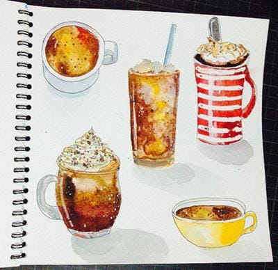 Coffee  - image 4 - student project