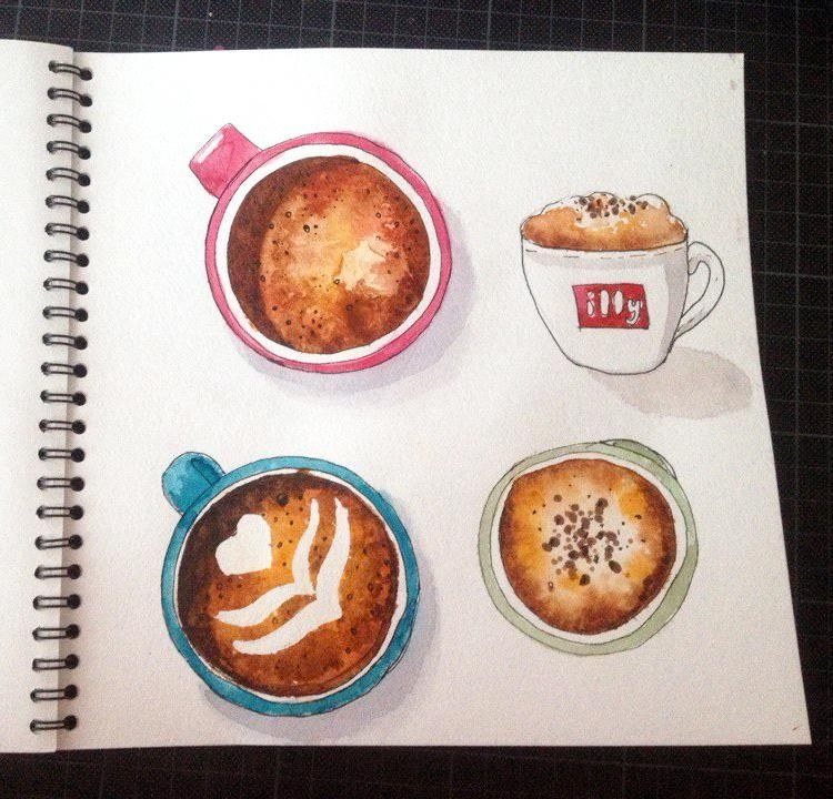 Coffee  - image 2 - student project
