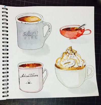 Coffee  - image 5 - student project