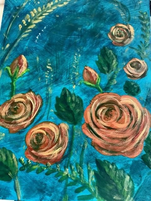 Easy Roses - image 1 - student project