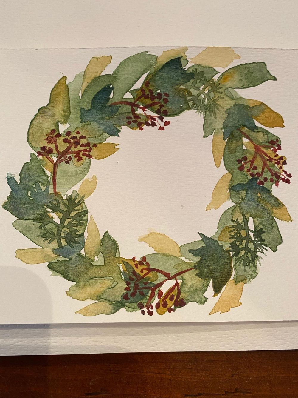 Wreath - image 2 - student project