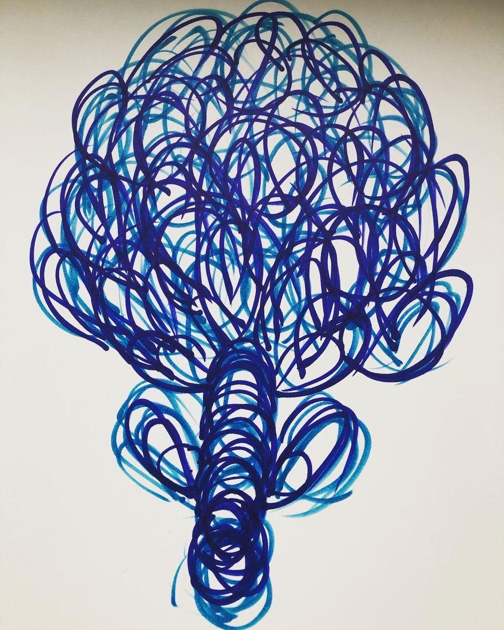Exploration - artichoke drawings - image 9 - student project