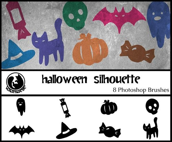 Halloween Brushes - image 1 - student project