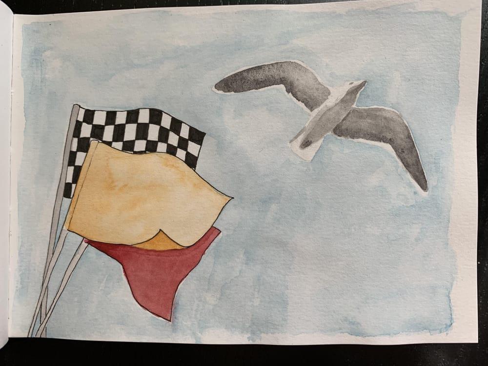 7 sketchbook prompts - image 4 - student project