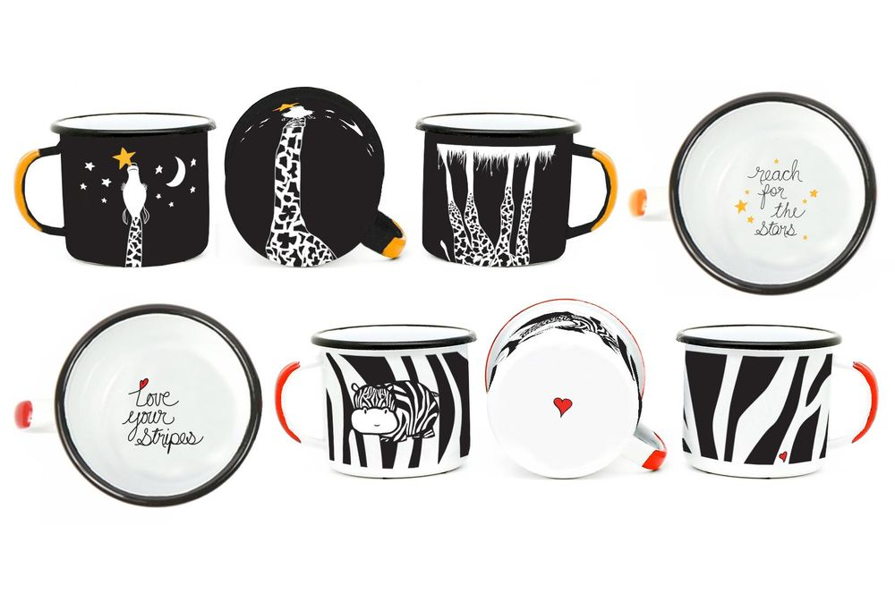 Zebra Stripes and Stars - image 7 - student project