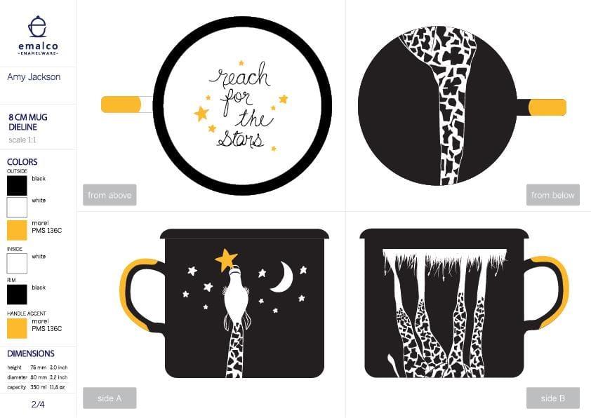 Zebra Stripes and Stars - image 4 - student project