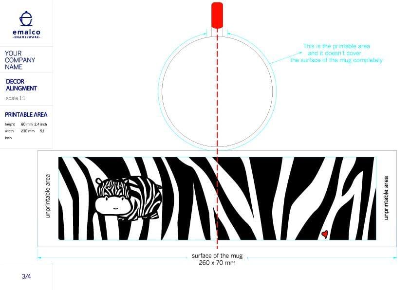Zebra Stripes and Stars - image 6 - student project