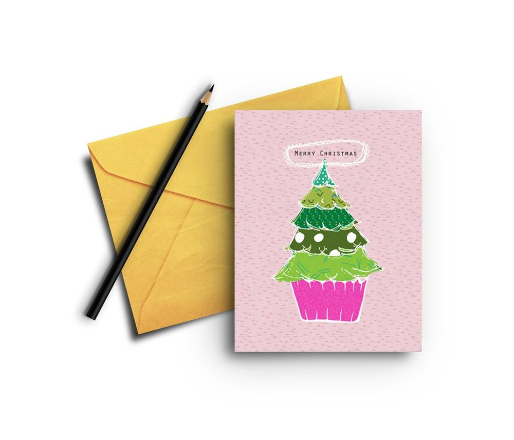 Making Festive Christmas Cards - image 9 - student project