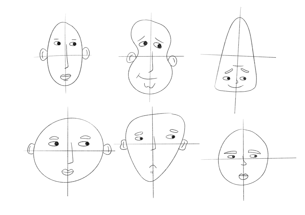 Fun With Faces: From Start to Finish - image 3 - student project