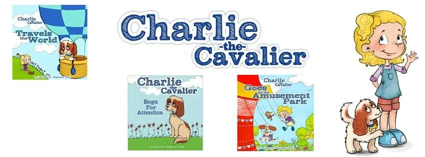 Charlie the Cavalier Books - image 1 - student project