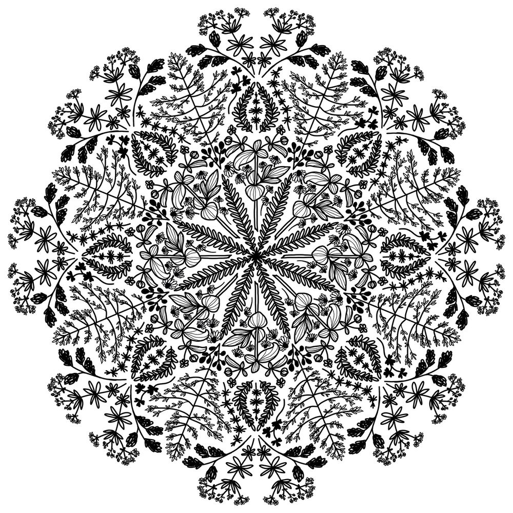 Mandalas - image 2 - student project