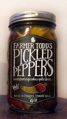 Farmer Todd's Pickled Hot Peppers and Mama Shellie's Zucchini Bread - image 20 - student project