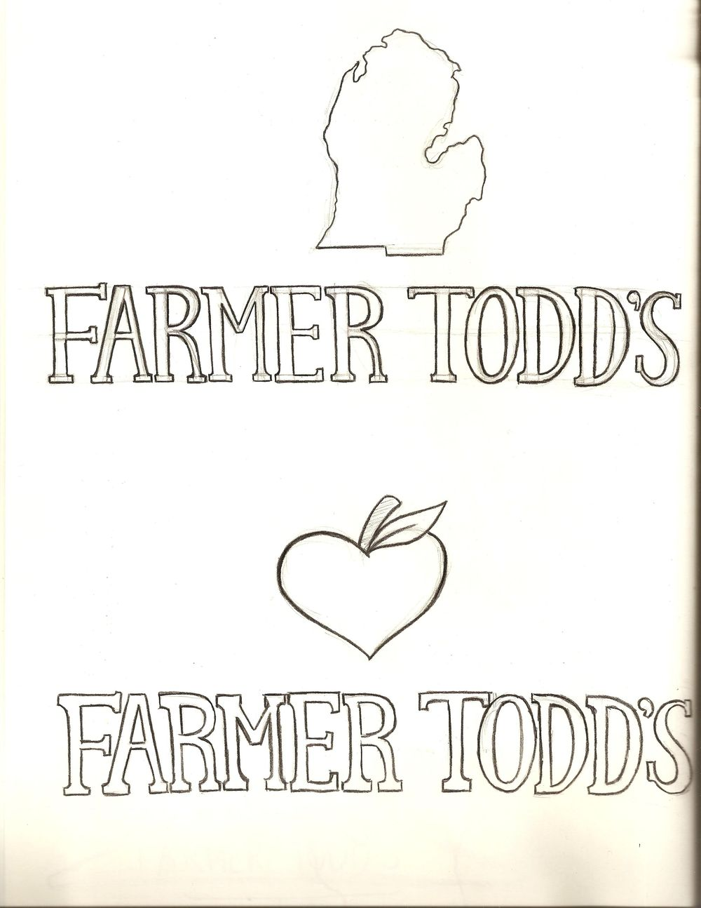 Farmer Todd's Pickled Hot Peppers and Mama Shellie's Zucchini Bread - image 15 - student project
