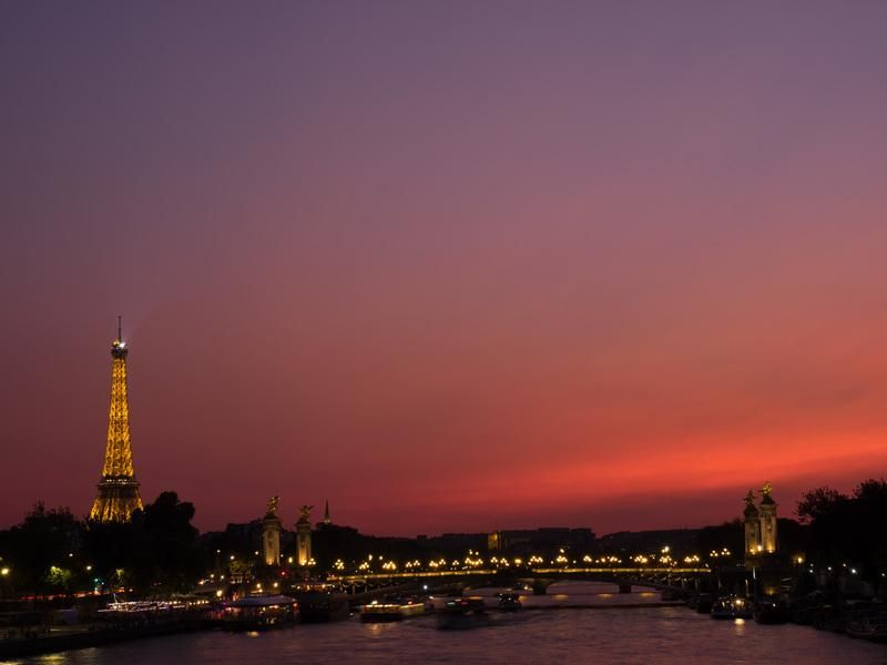 Weekend in Paris - image 5 - student project
