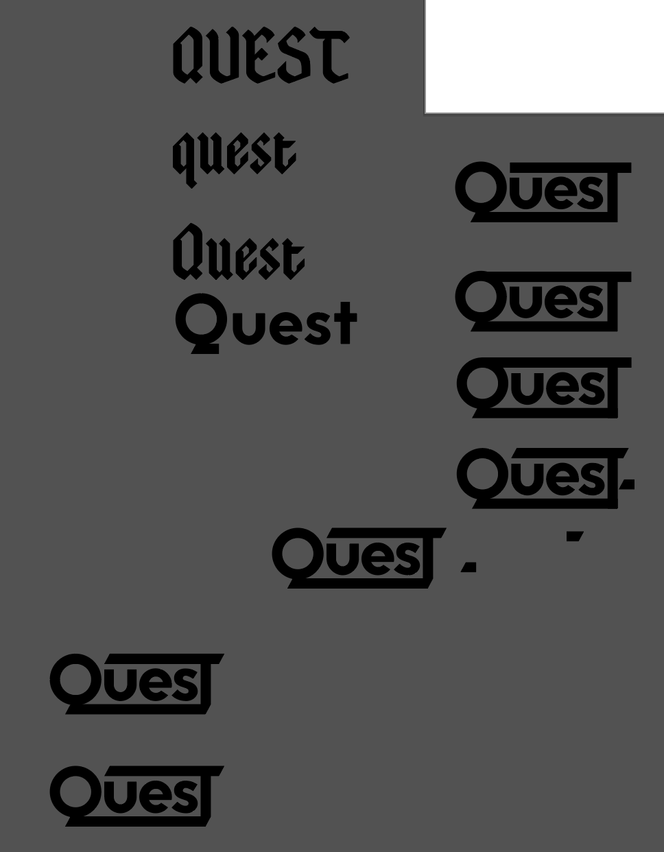 QUEST - image 1 - student project