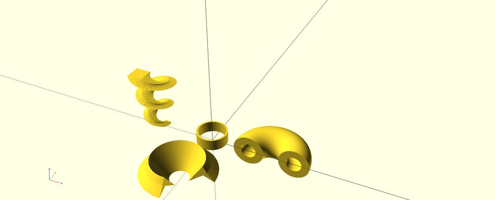 3D Shapes - image 1 - student project