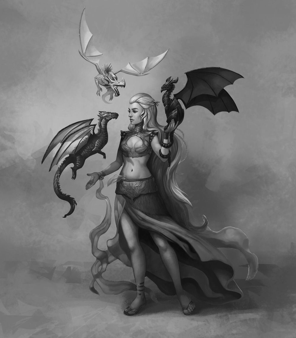 Character Concept Art Lesson  - Learning as much as possible - image 2 - student project