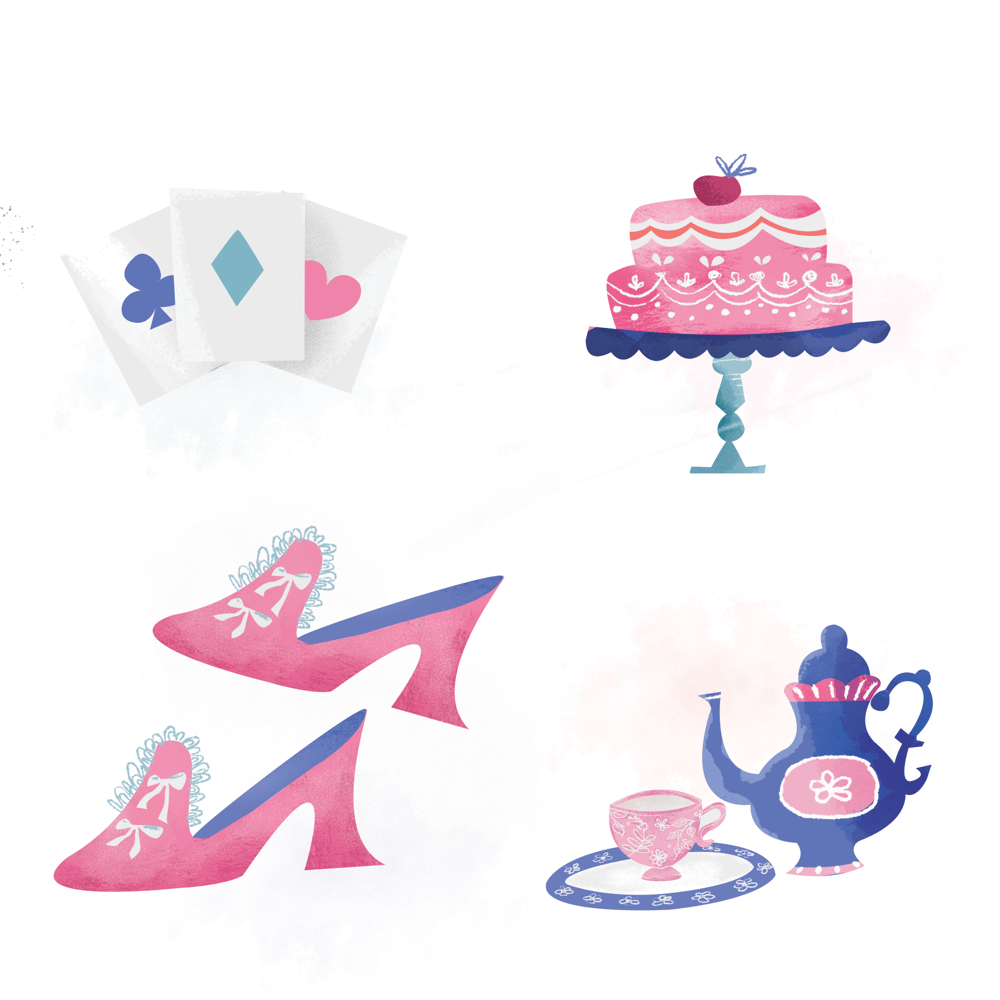 Marie Antoinette - image 1 - student project