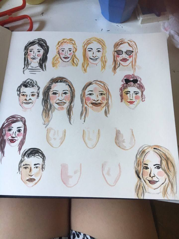 little faces! - image 1 - student project