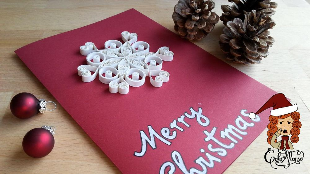 Christmas Card for My Friend ... - image 3 - student project