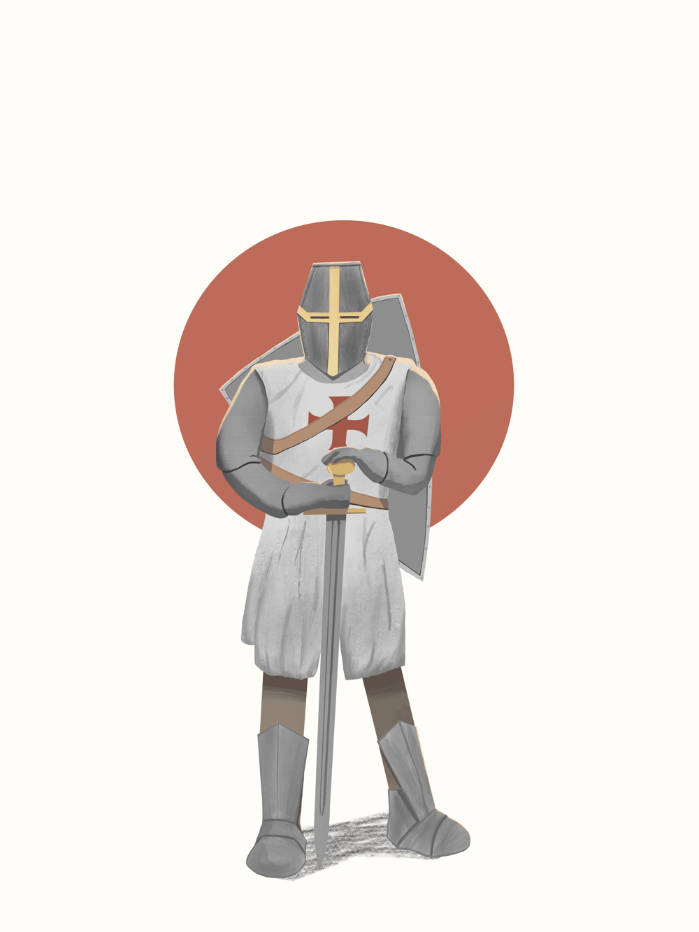 The Templar Knight - image 1 - student project