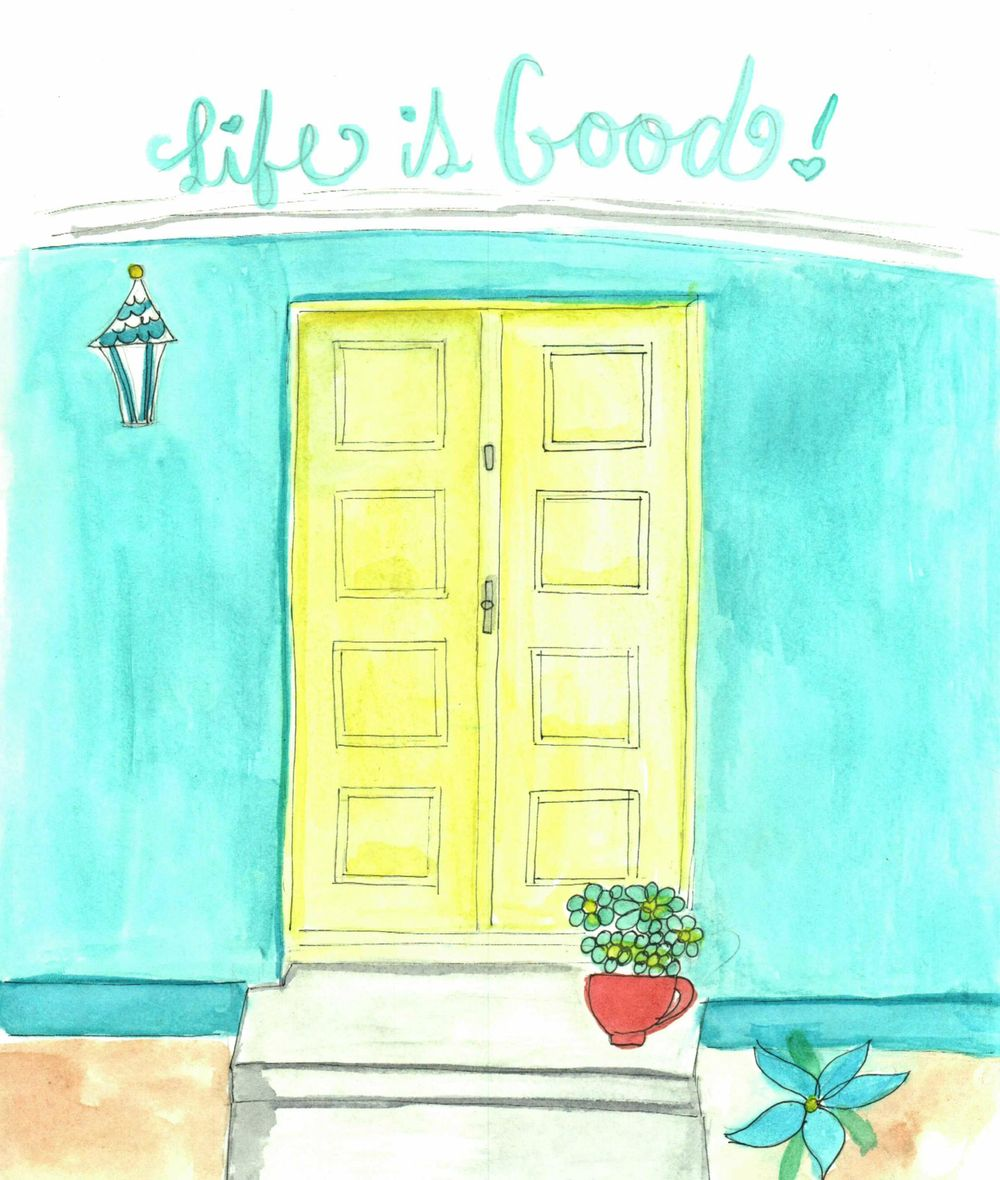 Life is good  - image 1 - student project