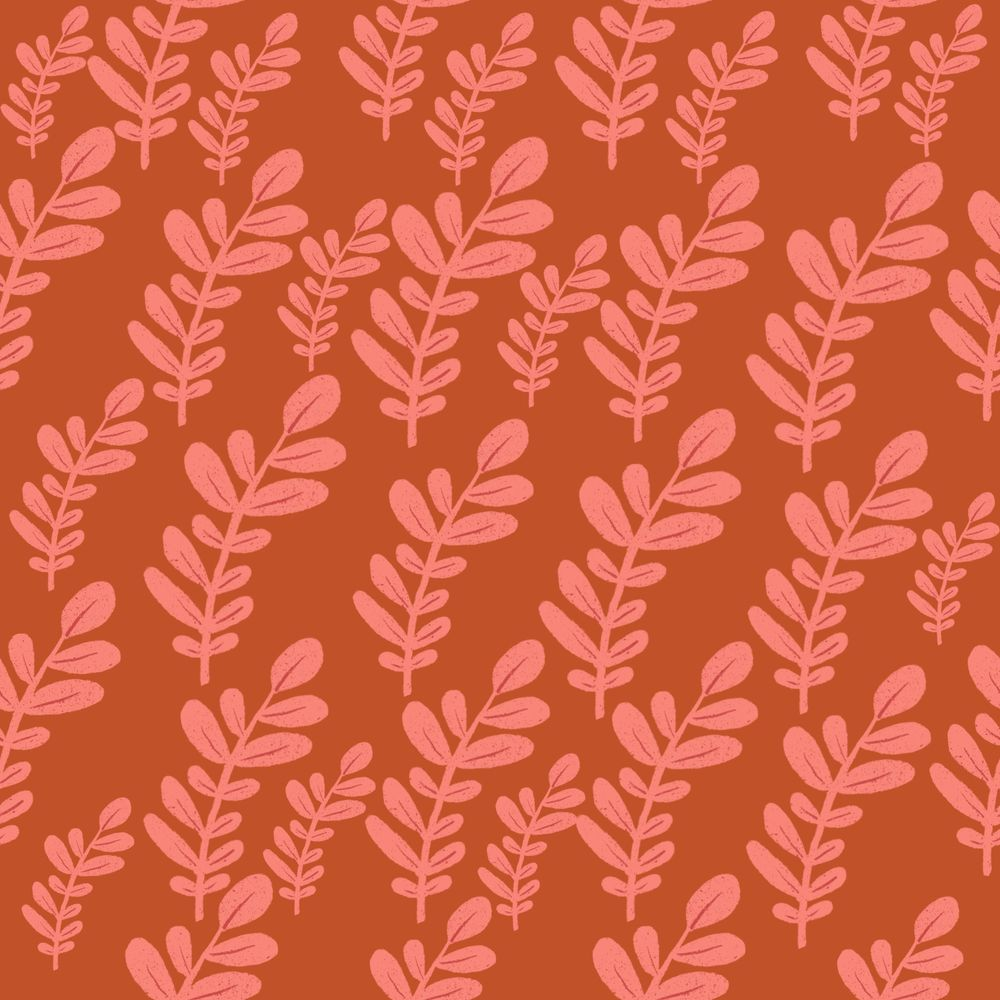 Seamless forest pattern - image 3 - student project