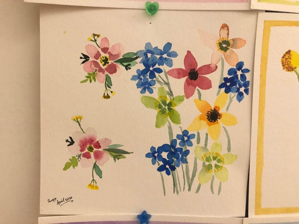 5 petals - image 1 - student project