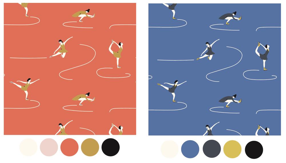 Vibrant Palettes - image 2 - student project