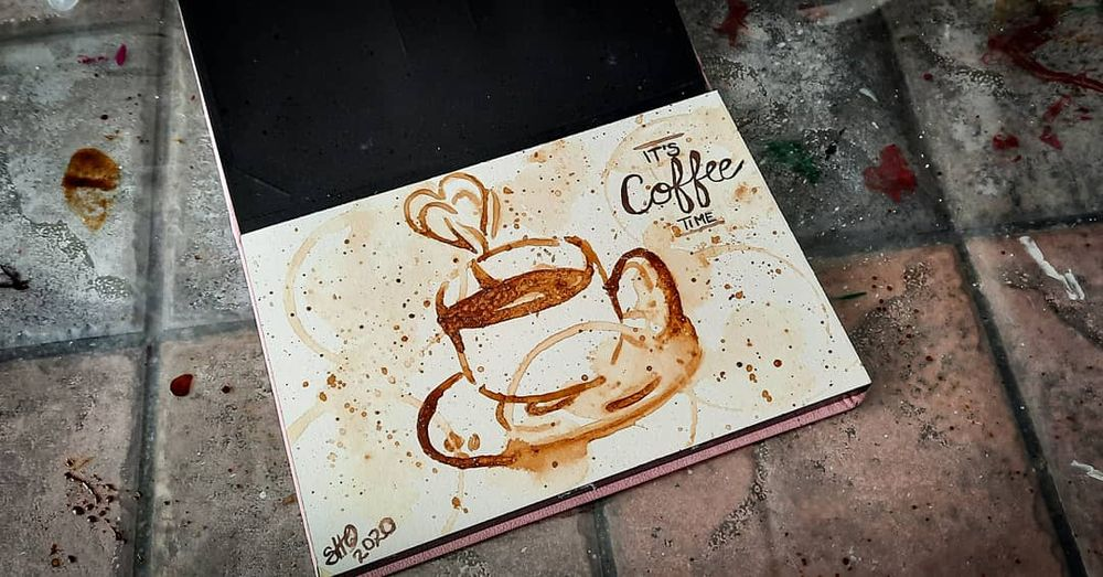 Its Coffee Time - image 1 - student project