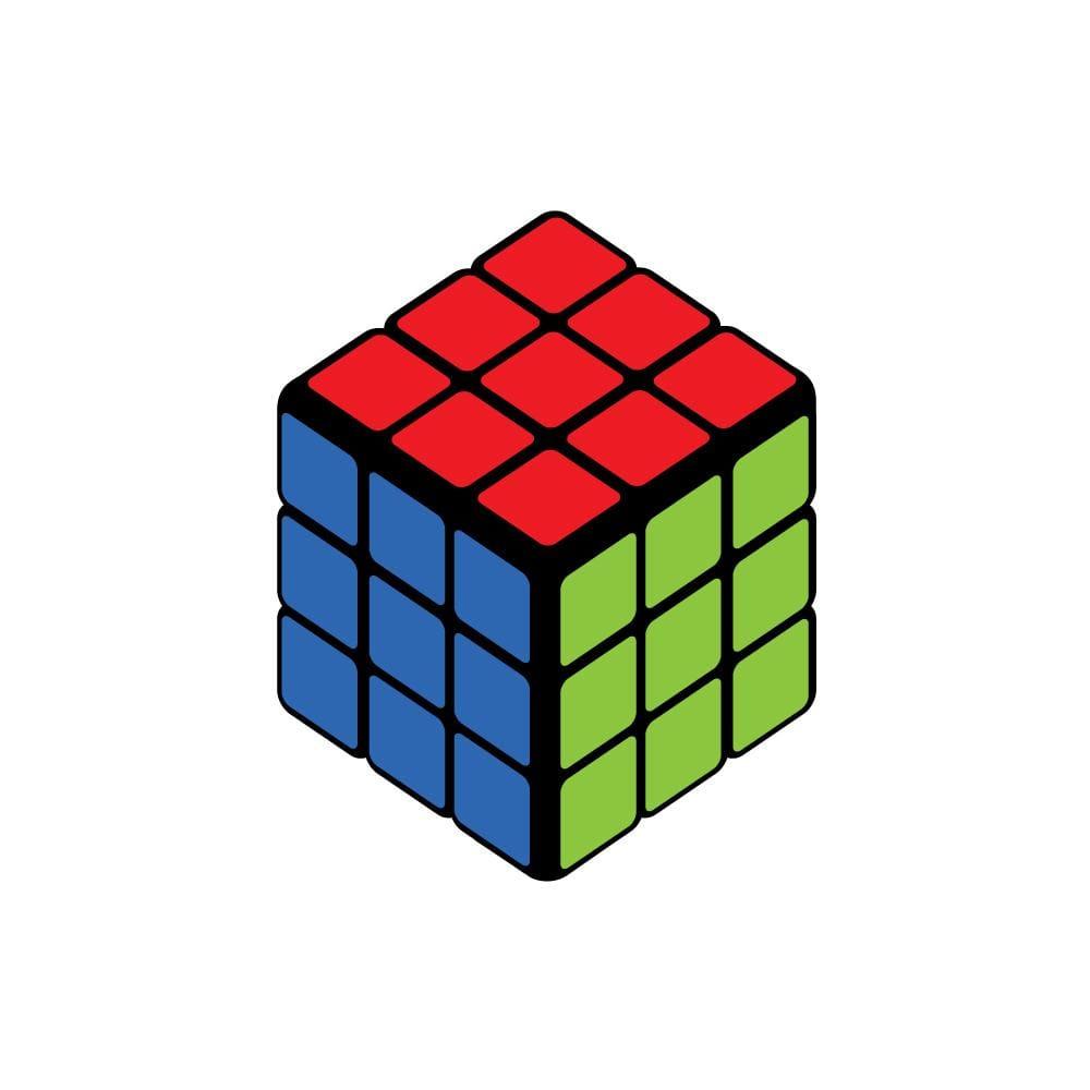 Isometric Rubik Cube :) - image 1 - student project