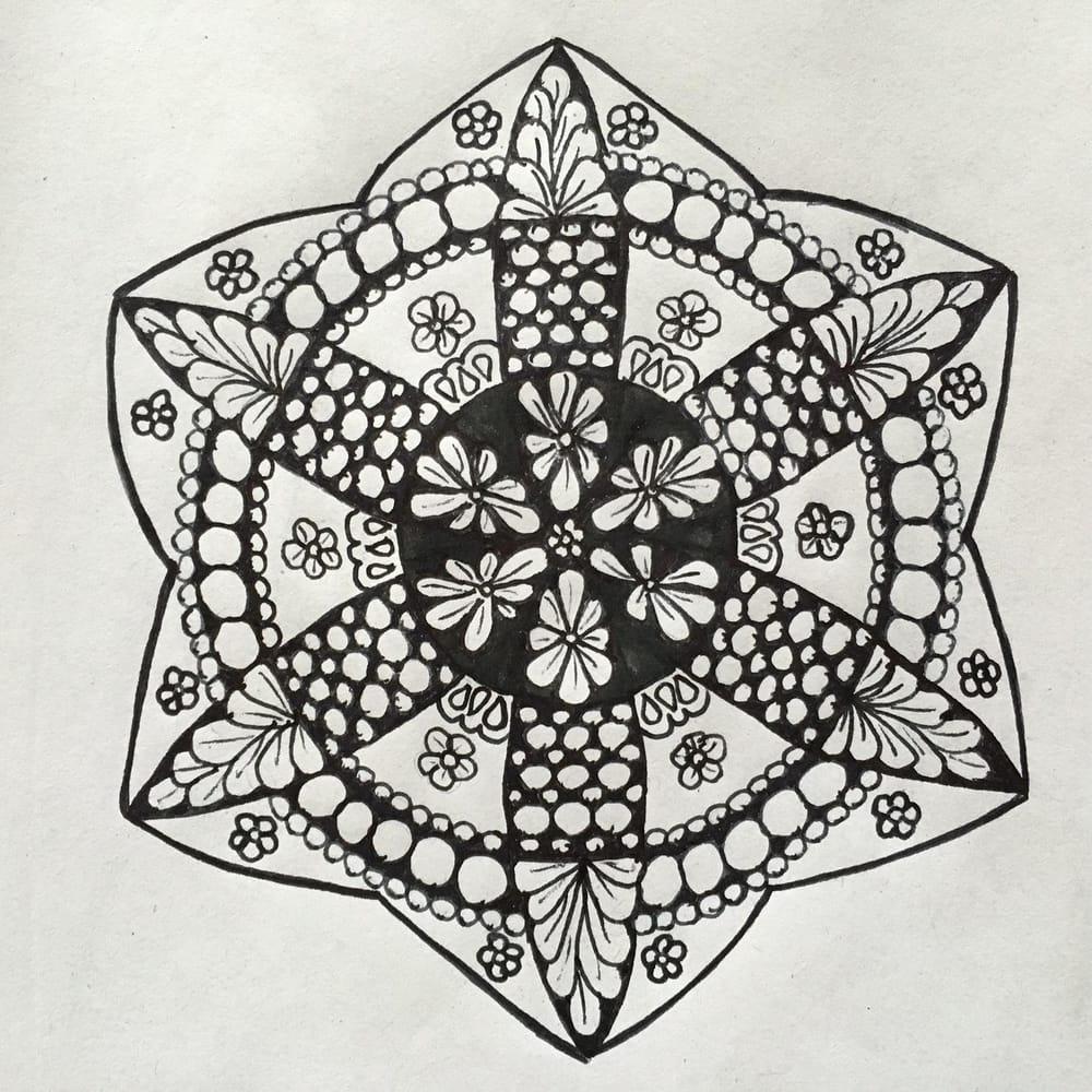 Sonya's Mandalas - image 3 - student project