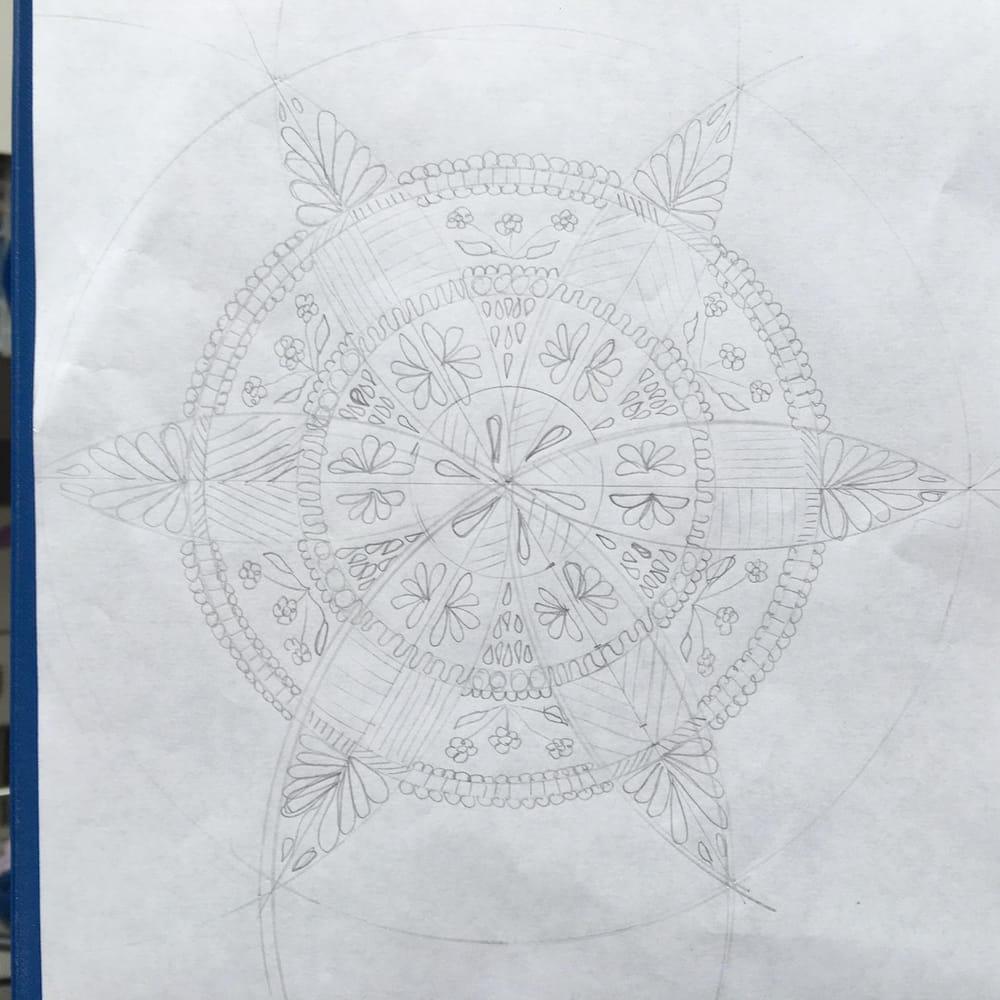 Sonya's Mandalas - image 1 - student project