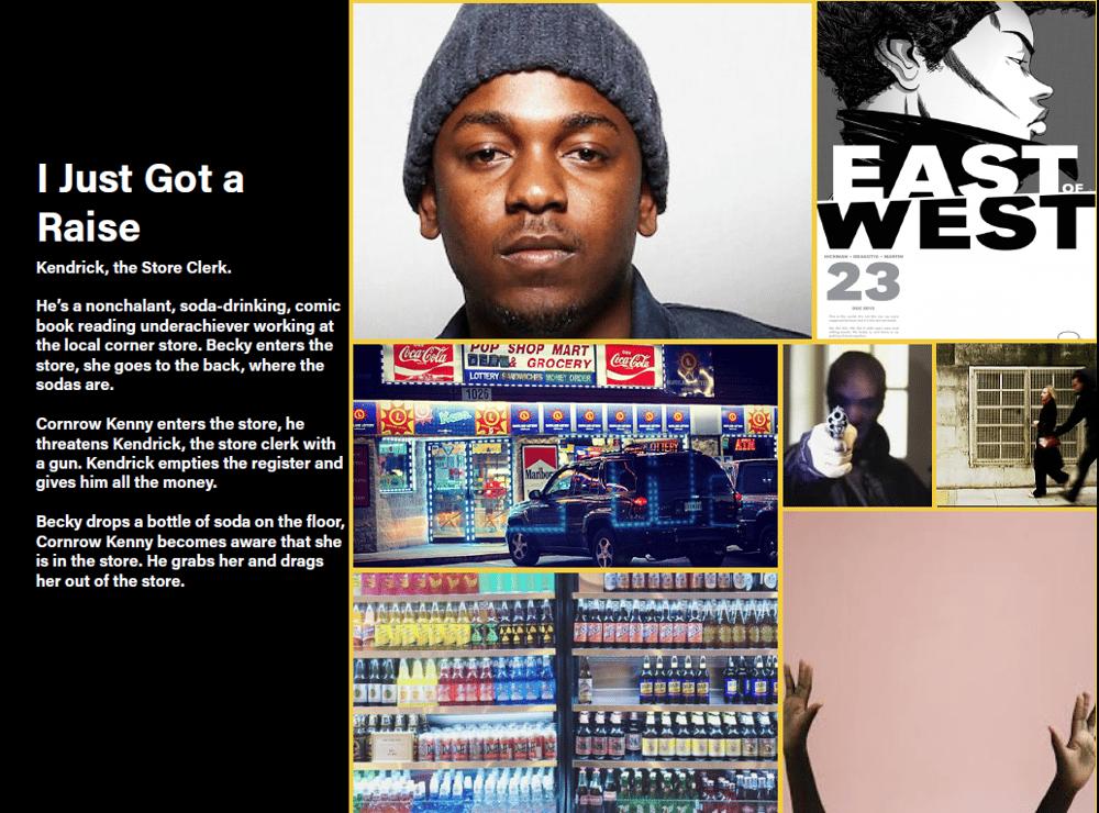 Untitled 02 - Kendrick Lamar - image 3 - student project