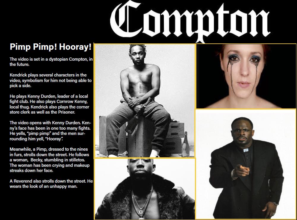 Untitled 02 - Kendrick Lamar - image 1 - student project
