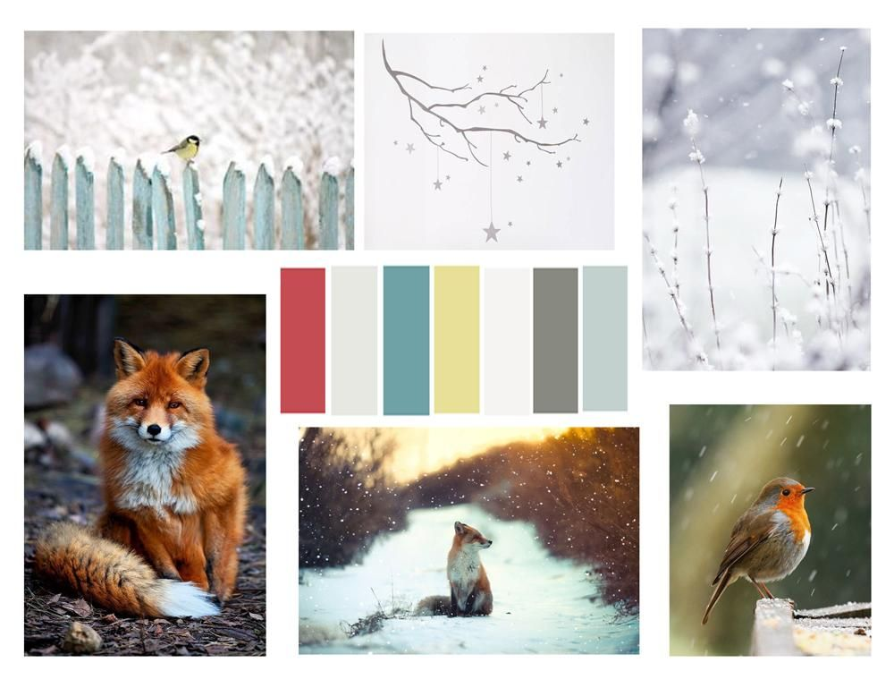 Foxy Christmas - image 1 - student project