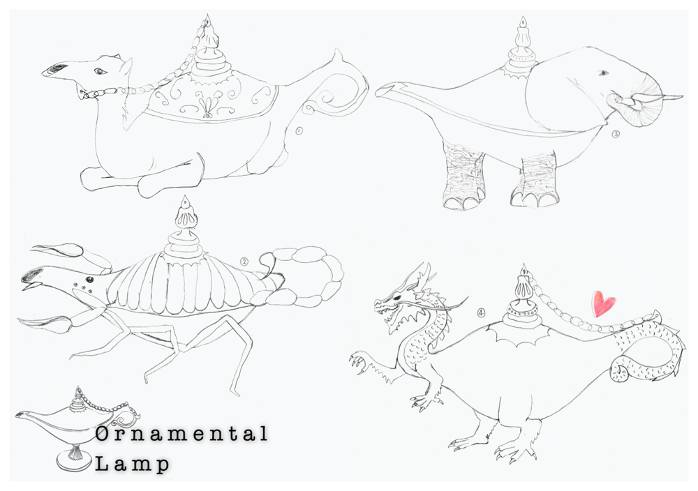 Creature Creations - image 4 - student project