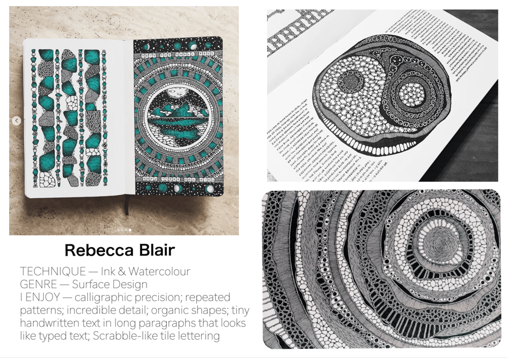 Exploring Style: Glossary of Witchcraft - image 2 - student project