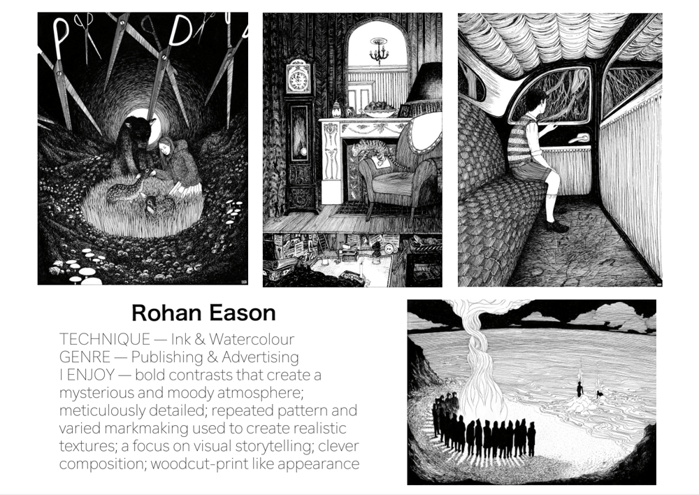 Exploring Style: Glossary of Witchcraft - image 1 - student project