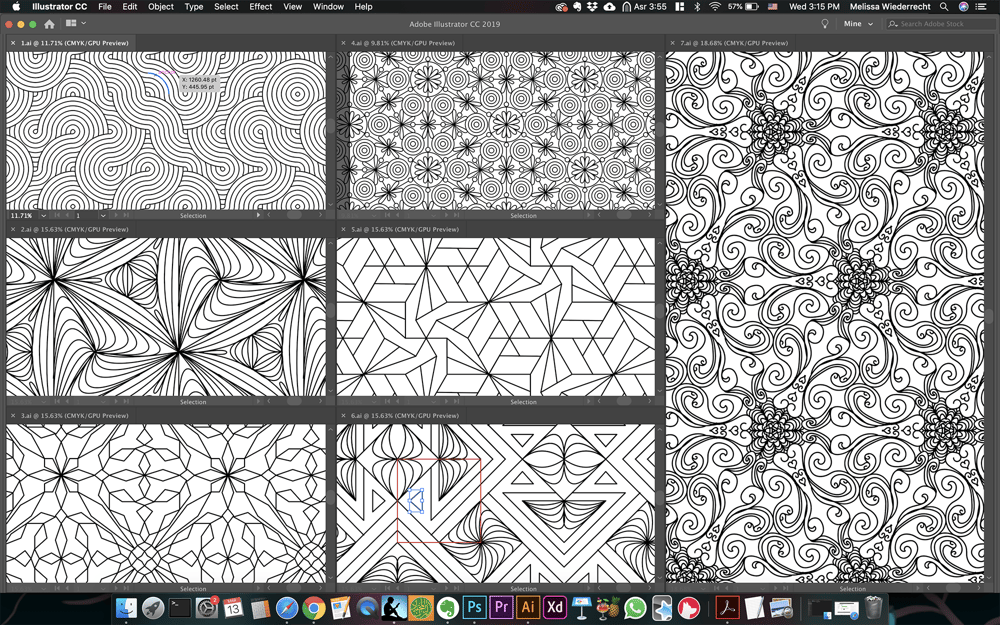 My Coloring Book - image 1 - student project