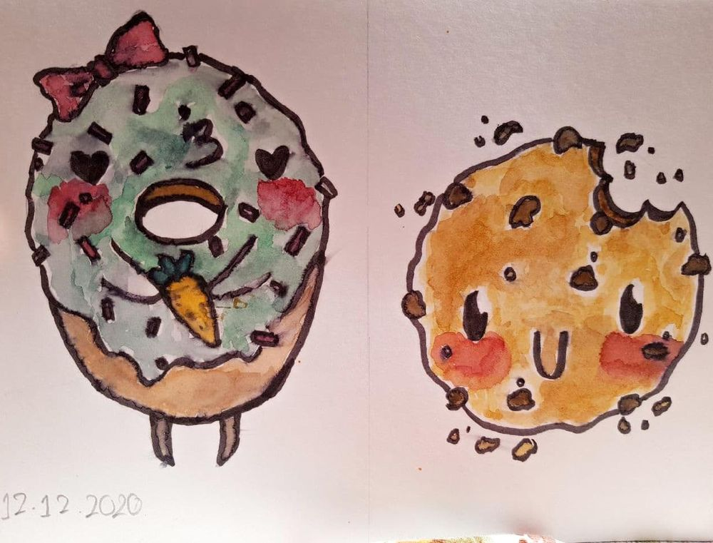 My cute foods - image 4 - student project