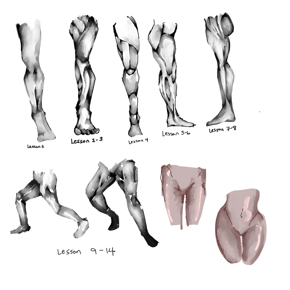 legs - image 1 - student project