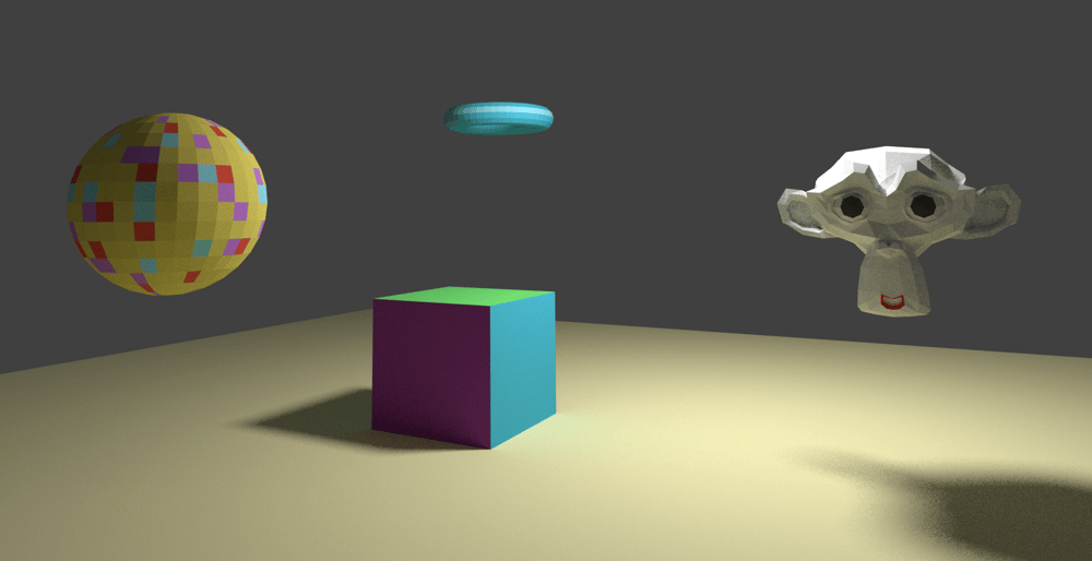 My 3D - image 1 - student project