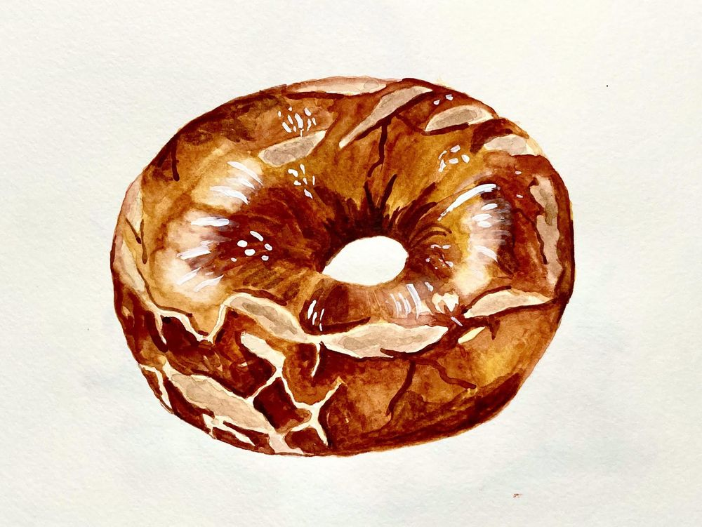 BUTTER ROLL AND BAGEL - image 1 - student project