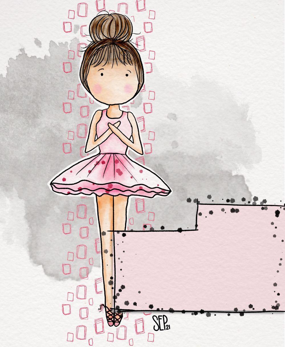 My ballerina - image 2 - student project