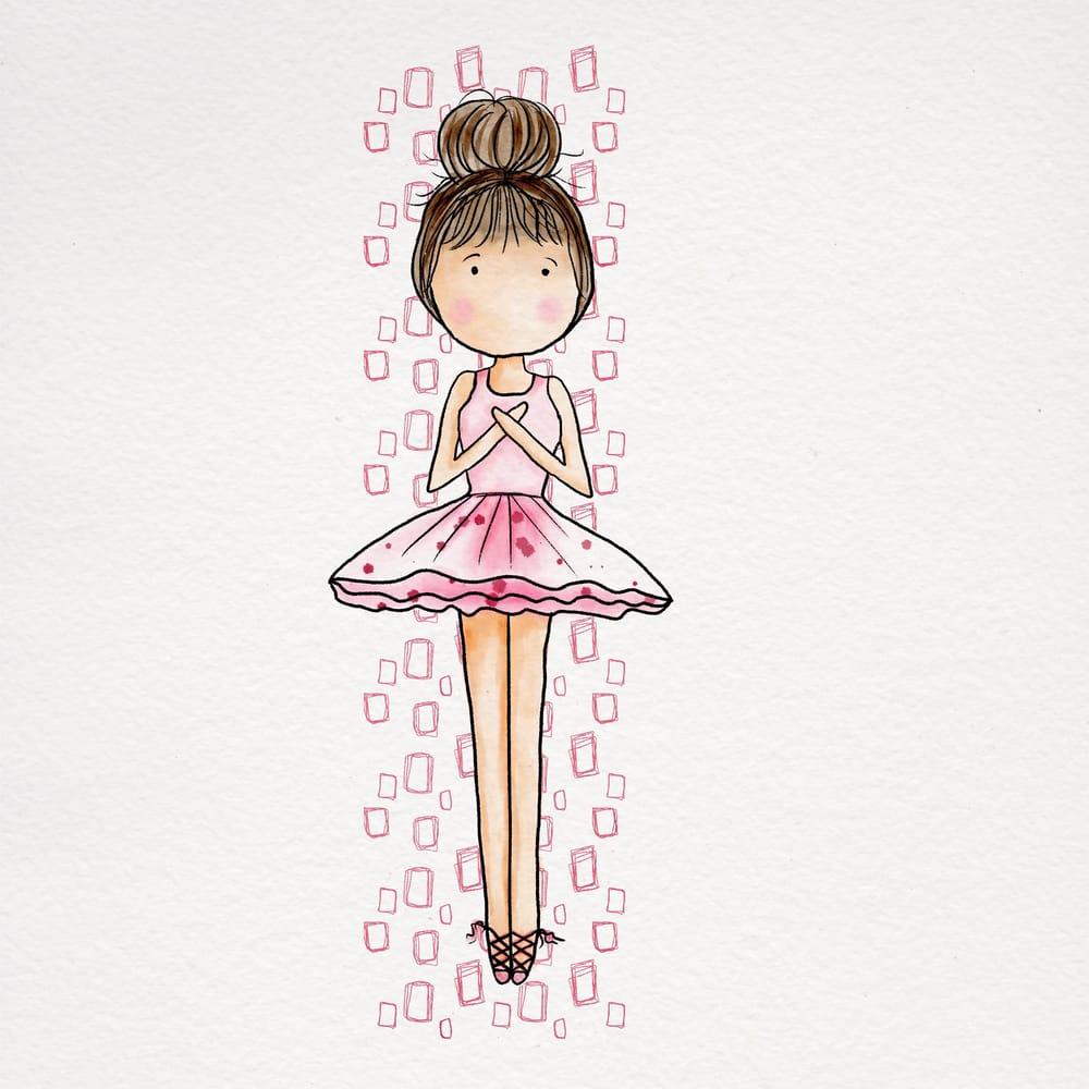My ballerina - image 3 - student project