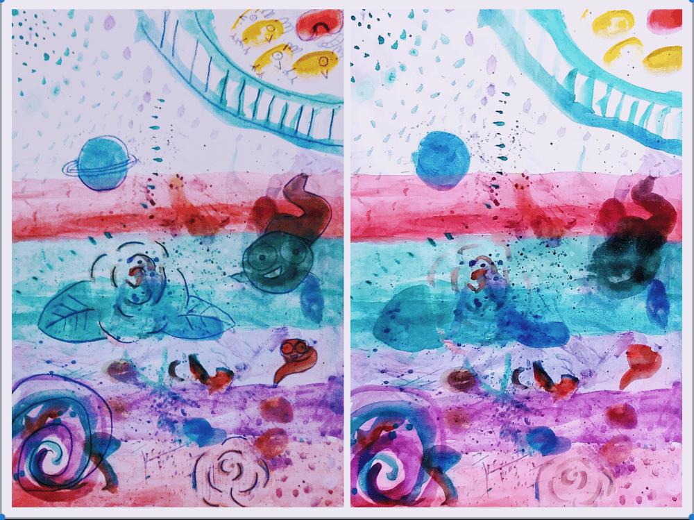 Space/Garden/Ocean - image 1 - student project