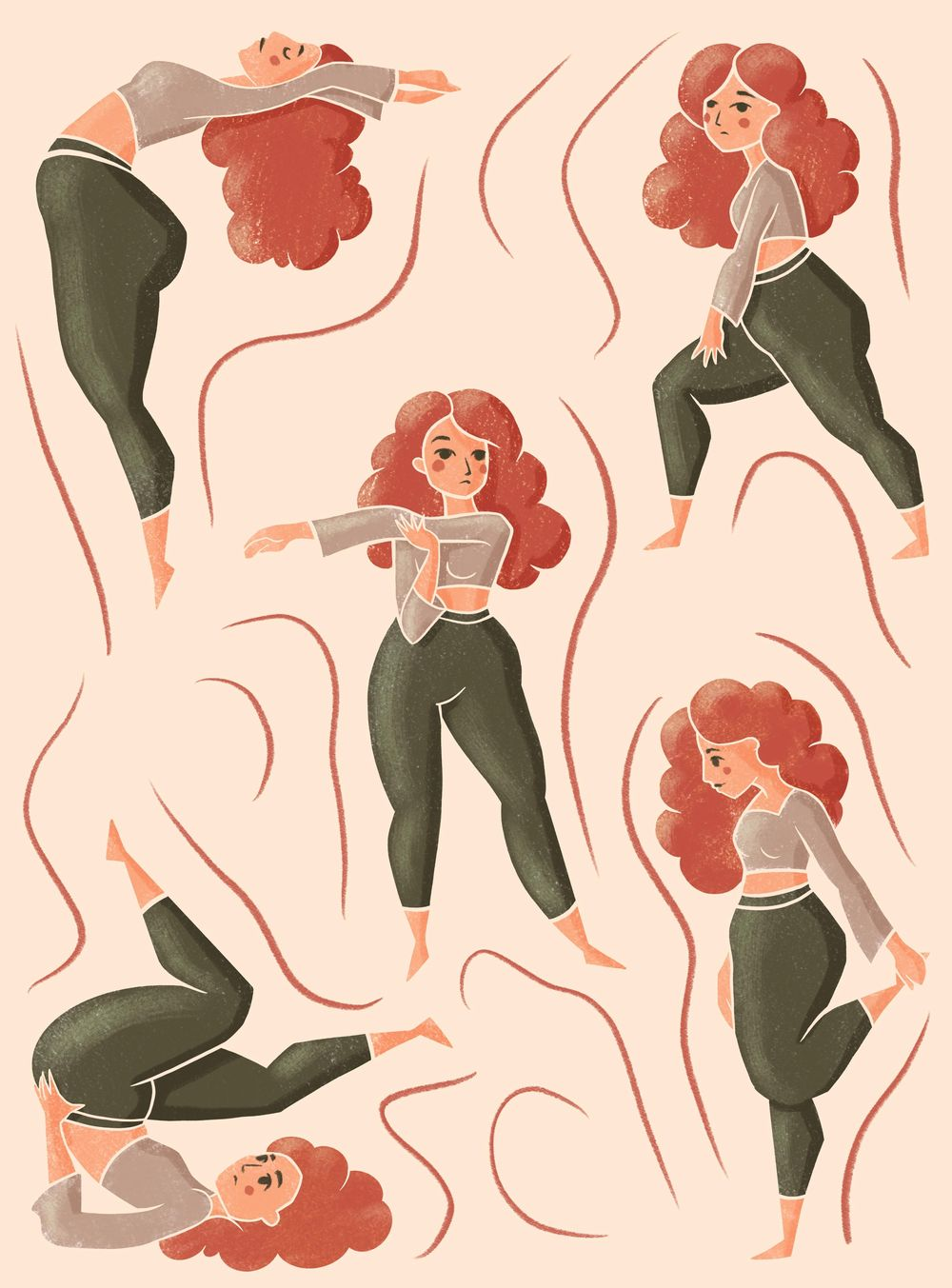 Stretching tips - image 1 - student project