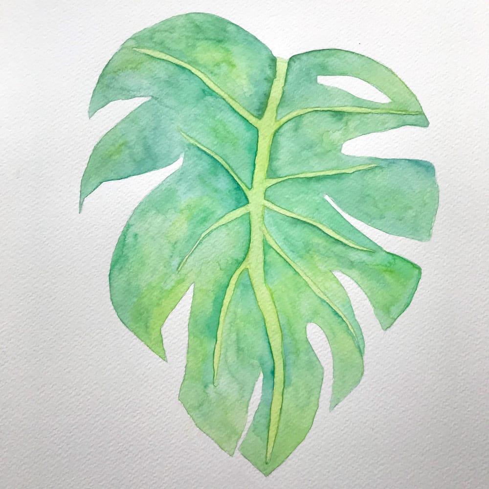 Leaf - image 1 - student project