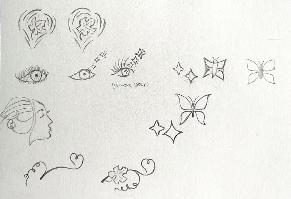 Sketches for Estate d'Espoir - image 4 - student project